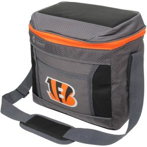 Cincinnati Bengals Coleman 16-Can 24-Hour Soft-Sided Cooler