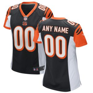 Cincinnati Bengals Nike Women's 2018 Custom Game Jersey