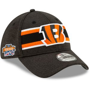 Cincinnati Bengals New Era 2019 Thanksgiving Sideline 39THIRTY Flex Hat