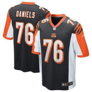 Mike Daniels Cincinnati Bengals Nike Game Jersey