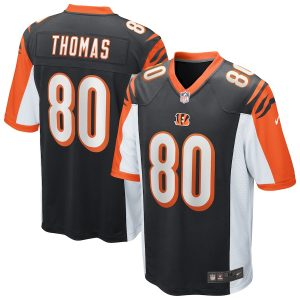 Mike Thomas Cincinnati Bengals Nike Game Jersey